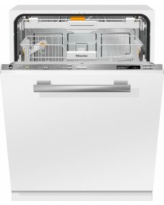 Miele G6770 SCVi 60cm Fully Integrated 14 Place Dishwasher - Stainless Steel