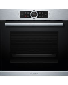 Bosch HRG675BS1B Serie 8 Oven Brushed steel